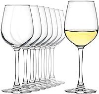 CREST juego de 6 Copas de Vino Blanco