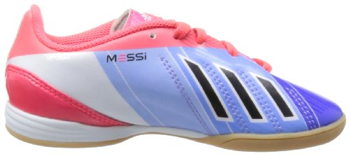 adidas Zapatilla Jr F10 IN Messi Turbo-Purple Azul