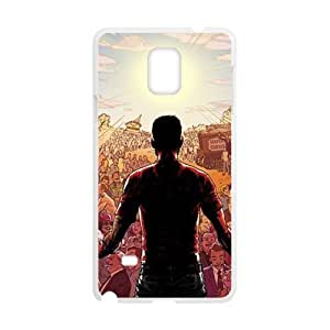 Cool strong man Cell Phone Case for Samsung Galaxy Note4