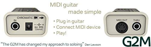 Sonnus G2MV3 Universal Guitar to MIDI Converter by Sonnus