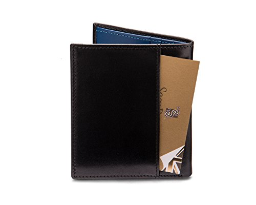 Billfold Black SAGEBROWN With Wallet Compact Cobalt Wallet 6CC SAGEBROWN Compact Billfold Cqdgfdw