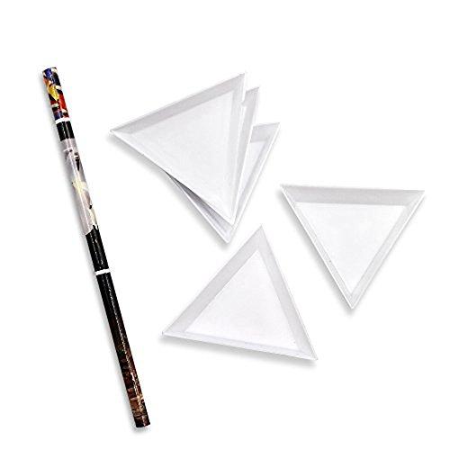Triangle Plate - 5