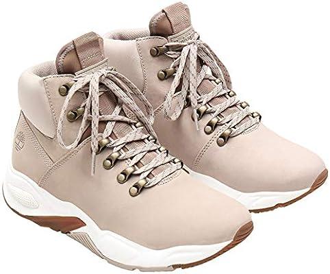 EUC Timberland Women's Leather slip on Boots Sz 9