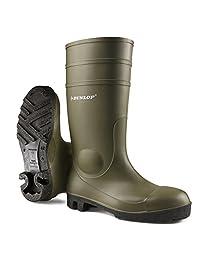 Dunlop Unisex FS1700/142VP Wellington Boot / Mens Womens Boots