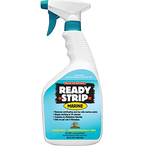 Ready-Strip 32 oz. Safe Marine Paint and Varnish Remover (Strip Remover Ready)