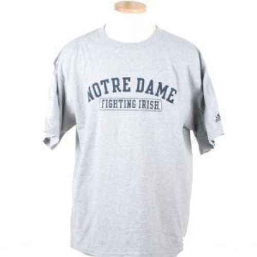 Notre Dame Fighting Irish Adidas Practice T-shirt - Men - ()