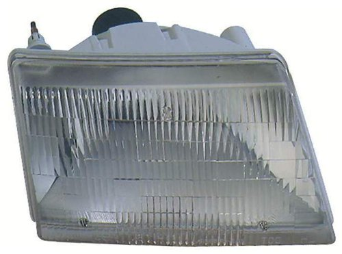 Depo 316-1117R-AS Mazda Pickup Passenger Side Replacement Headlight ()