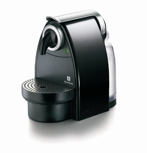 Nespresso Essenza Eco por Krups Cafetera XN212040, Negro: Amazon ...