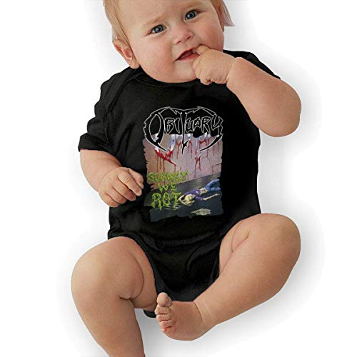 sretinez Obituary Slowly We Rot Unisex Fashion Toddler