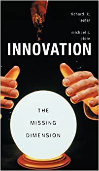 image for Innovation―The Missing Dimension