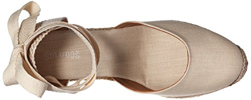Soludos Women's Tall (90mm) Wedge Sandal Blush clearance top quality brand new unisex FGVmilIf