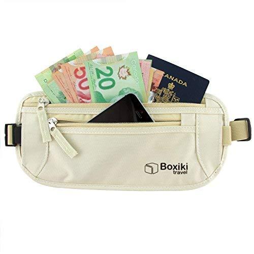 Waist Packs Fashion Waist Bag For Men 2017 Trips Travel Belt Waist Bag Pouch Zip Fanny Pack Women Money Belt Travelling Mobile Phone Bag Men's Bags