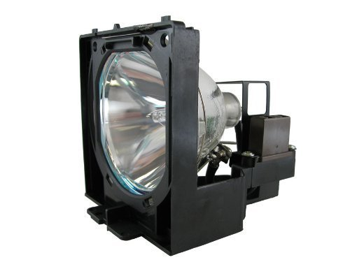 POA-LMP24 Premium Projector Replacement Lamp with Housing for SANYO PLC-XP17 PLC-XP17E PLC-XP17N PLC-XP18 PLC-XP18E PLC-XP18N PLC-XP20 PLC-XP208C PLC-XP20N PLC-XP21 by Watoman