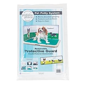 PetSafe Piddle Place Dog Potty Protective Guard, Freedom