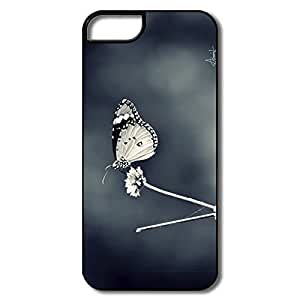 PTCY IPhone 5/5s Custom Fashion Butterfly