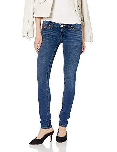 True Religion Women's Stella Low Rise Skinny Jean, Dreamcatcher, -