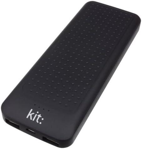 Kit 10000 mAh Dual USB Power Bank: Amazon.es: Electrónica