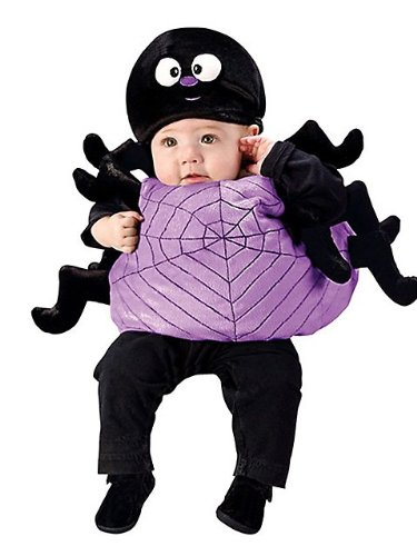 Spider Vest And Hat Infant Costumes (Spider Newborn & Infant Costume)