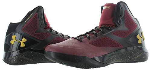 2 Clutchfit Shoes Mens rojo UA Drive Otwqw517