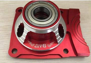 - Part & Accessories GTB Racing alloy CNC Clutch Bell Carrier for Losi 5ive-T 5t 1/5 rc car - (Color: red)