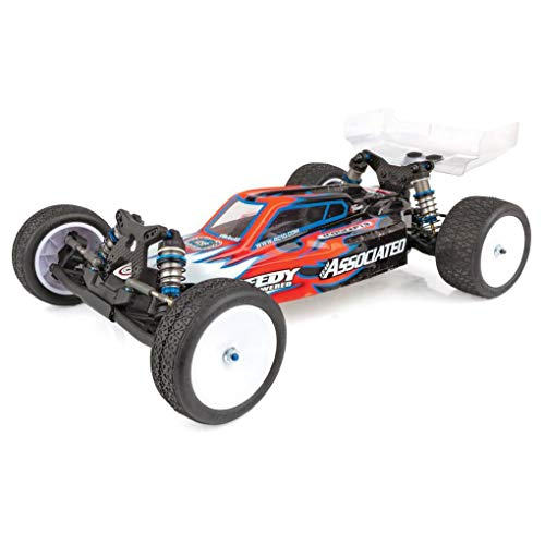 Team Associated 90022 RC10B6.1 Factory Lite Edition Off-Road Buggy Kit, 1/10 Scale, 2WD, - Team Factory Truck