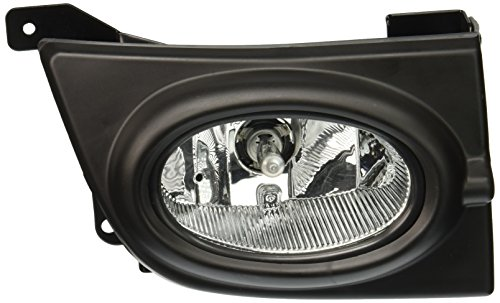 06 civic sedan fog light - 1