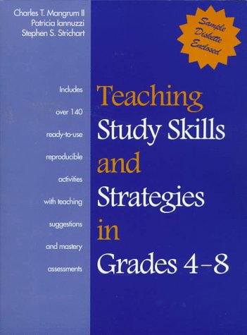 Teaching Study Skills and Strategies for Grades 4-8