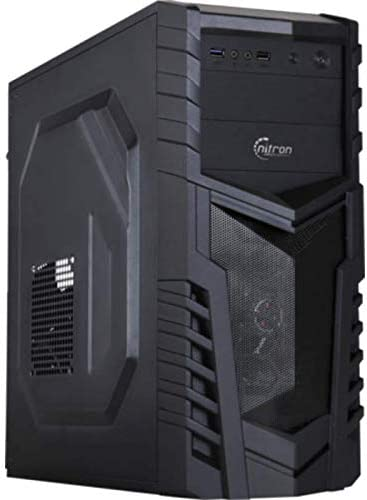 SATYCON Caja PC ATX Gaming GAMEMAX 5853 USB2 SIN Fuente