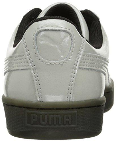 Puma Mens Kurven Klassiske Eksplosiv Måte Joggesko Grå Fiolett-svart Puma