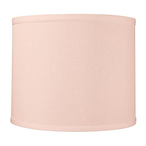 pale dogwood pink hardback drum