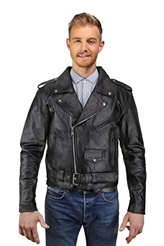 Mens Suzuki Leather - 2