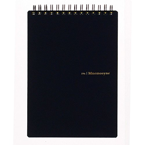 Maruman 1 Hardcover Executive Notebook - Top Notebook Wire