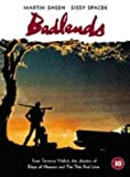 WARNER HOME VIDEO Badlands [DVD]