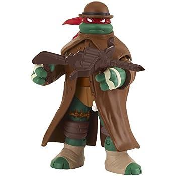 Teenage Mutant Ninja Turtles Monster Hunter Raphael Basic Action Figure, 5