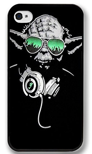 Coque Iphone 6 Plus / 6s Plus Star Wars Yoda DJ case Yoda Dj REF12642