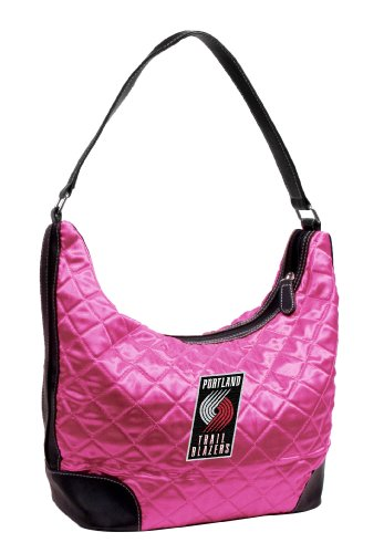 Littlearth NBA Portland Trail Blazers Quilted Hobo by Littlearth