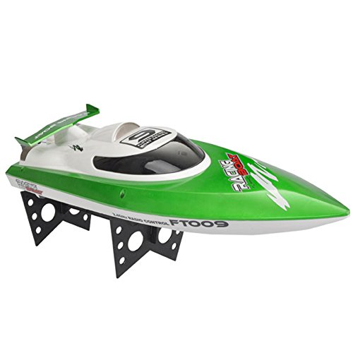 Teckey®4 Channel RC Remote Controlled Boat Ship Racingboat Speedboat 2.4GHz Top Speed Up 20km/h