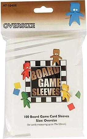 Arcane Tinmen Oversize 79 x 120 Board Game Sleeves - 80 x 120 Dixit Oversized by Arcane Tinmen ApS: Amazon.es: Juguetes y juegos
