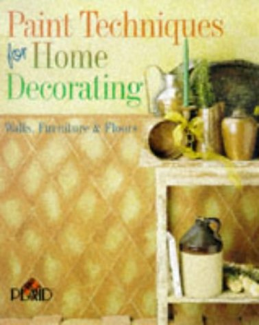 Paint Techniques for Home Decorating: Walls, Furniture & Floors by Brand: Sterling Pub Co Inc (Image #1)