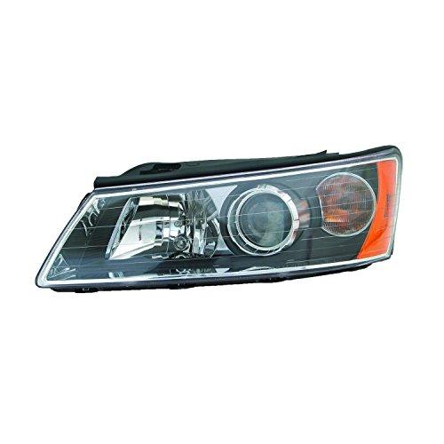 TYC Hyundai Sonata - Lámpara de cabeza de repuesto, Atornillador