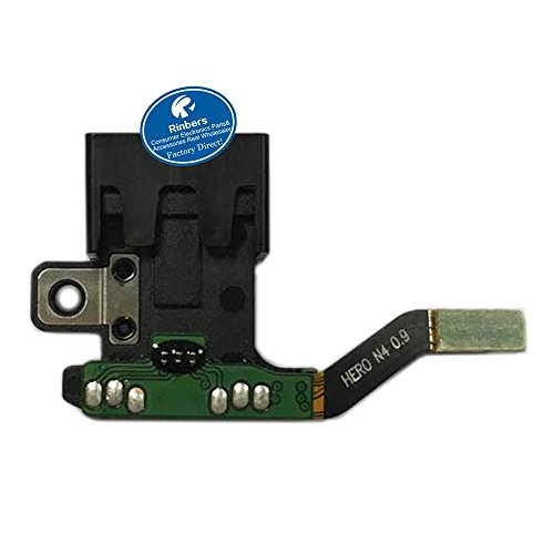 Rinbers Headphone Audio Jack Flex Ribbon Cable Replacement with Tools for Samsung Galaxy S7 Edge G935 G935A G935T G935P G935V G935F