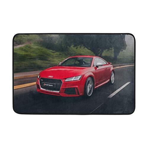 - Audi Tt Audi Sports Car Doormat Indoor Outdoor Entrance Floor Mat Bathroom 23.6 X 15.7 Inch