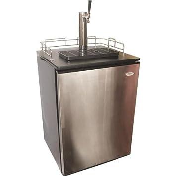 Haier HBF05EBSS Dispensador de cerveza de barril grifo de cerveza - Tirador de cerveza: Amazon.es: Hogar