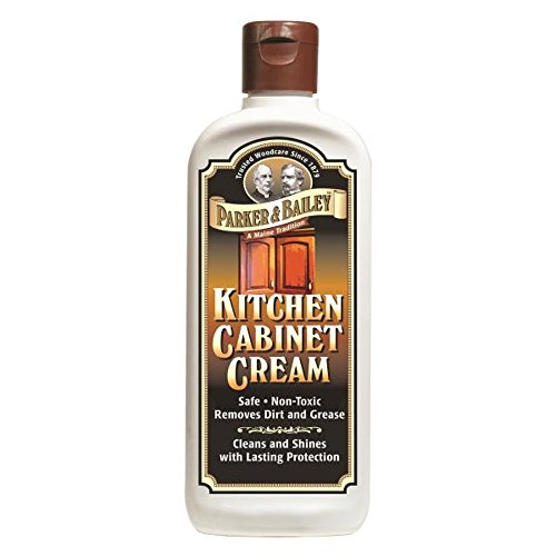 Parker & Bailey Kitchen Cabinet Cream 16 Fl. Oz. Removes Dirt and Grease