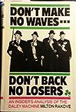 Don't Make No Waves 9780253117250