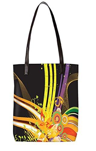 Snoogg Strandtasche, mehrfarbig (mehrfarbig) - LTR-BL-3720-ToteBag