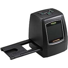 High Resolution Portable Digital Negative Film Scanner, elecfan 14.0 Megapixels Negative Film Slide Viewer Scanner USB Digital Color Photo Copier, with 8G SD Card