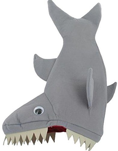 Shark Hat (Great White Shark Costumes)