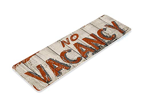 Tinworld Tin Sign No Vacancy Rustic Lake Beach House Motel Hotel B&B Metal Sign Decor B789 (No Vacancy The Best Of The Motels)