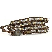 Chan Luu Bracelet Natural Mix/Natural Brown